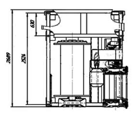Монтажная схема лебедки ЛЭМ-20